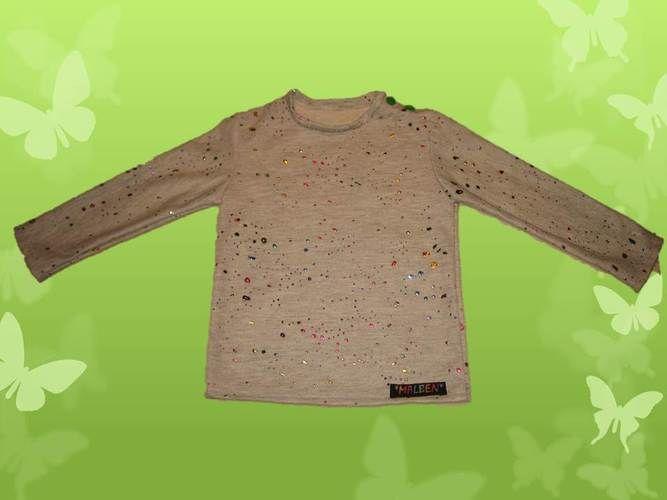 "Makerist - Girlie Shirt ""Special Effects"" - Nähprojekte - 1"