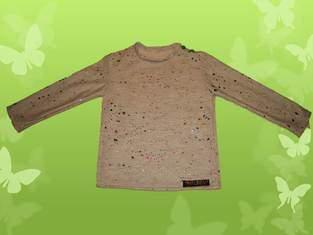 "Makerist - Girlie Shirt ""Special Effects"" - 1"
