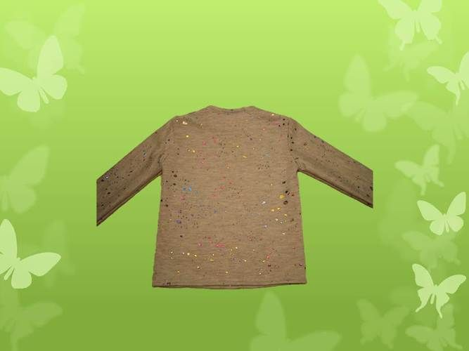 "Makerist - Girlie Shirt ""Special Effects"" - Nähprojekte - 2"