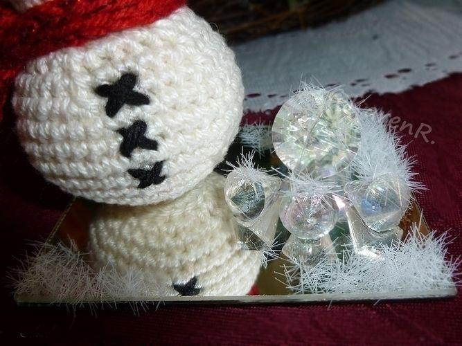 Makerist - Snowie on ice... - Häkelprojekte - 2