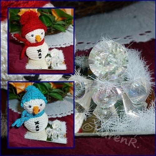 Makerist - Snowie on ice... - Häkelprojekte - 3