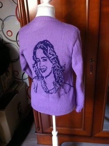 Makerist - Le gilet de Violetta tricoté main - Créations de tricot - 1