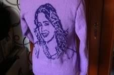 Makerist - Le gilet de Violetta tricoté main - 1
