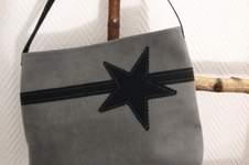 Makerist - Kleine Handtasche mit Stern  - 1