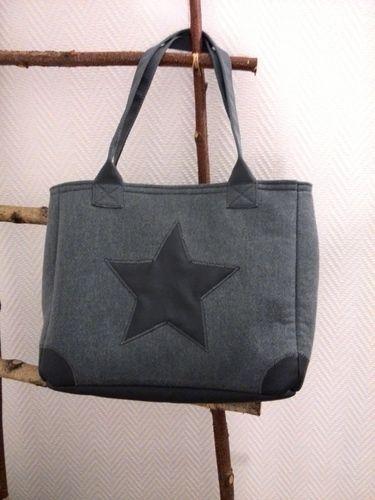 Makerist - Handtasche Filz - Nähprojekte - 1