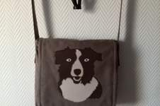 Makerist - Umhängetasche Collie - 1