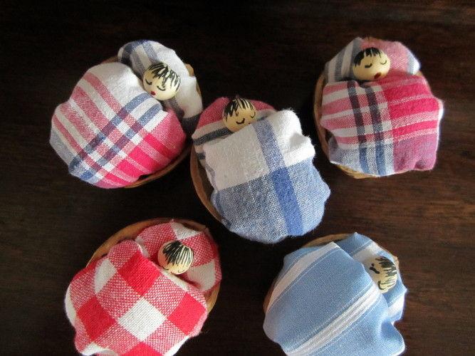 Makerist - Nußschalenbettchen - Nähprojekte - 1