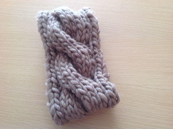 Makerist - BANDEAU - Créations de tricot - 3