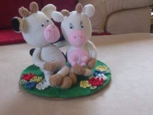 Makerist - verliebte kühe - 1
