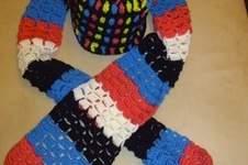 Makerist - Mütze und Schal - 1