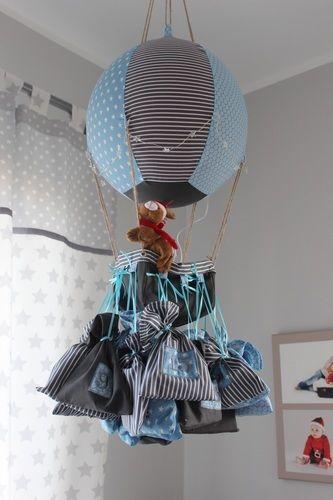 Makerist - Ein Adventsballon für meinen Sonnenschein - Nähprojekte - 3