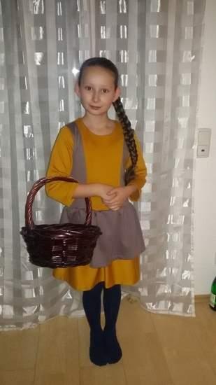 Kleid Scarlet
