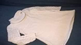 Makerist - Kleid gestrickt und gehäkelt. Für eine Freundin - 1