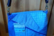 Makerist - Jeans- und Handytasche-Ein Geschenk für meine Nichte- - 1