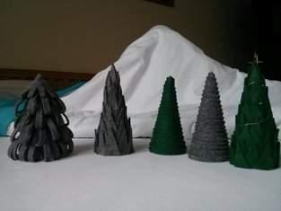 Makerist - Tannenbäume - 1