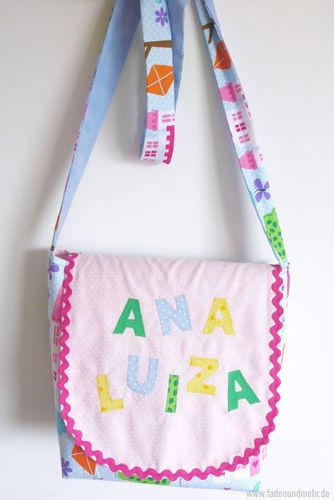 Makerist - Eine Tasche für Ana Luiza! - Nähprojekte - 1