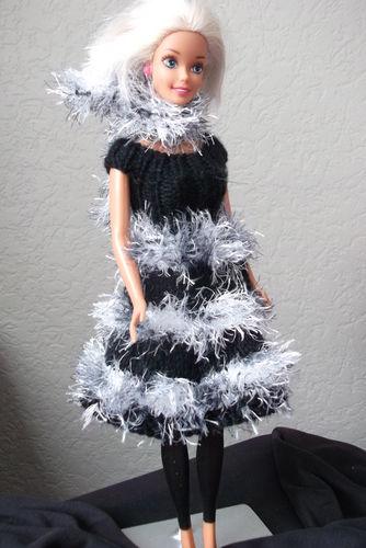Makerist - vêtements tricotés pour poupées mannequin - Créations de tricot - 3