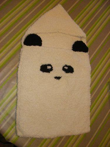 Makerist - Nid d'ange taille 0-3 mois - Créations de tricot - 1