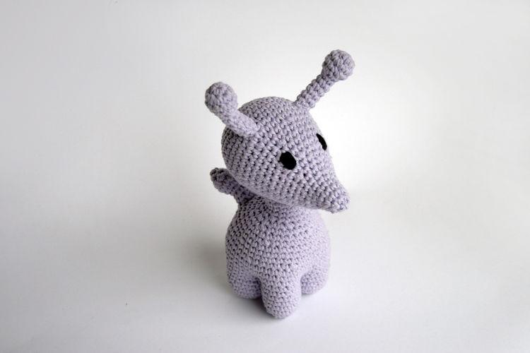 Makerist - Fühlertierchen orimono - Häkelprojekte - 2
