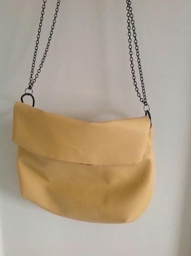 Makerist - Handtasche Poppy aus Kunstleder - Nähprojekte - 1
