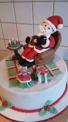 Makerist - Weihnachten beim Weihnachtsmann - Torten, Cake Pops und Cupcakes - 1