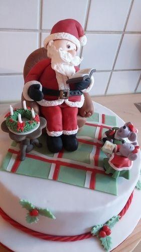 Makerist - Weihnachten beim Weihnachtsmann - Torten, Cake Pops und Cupcakes - 2