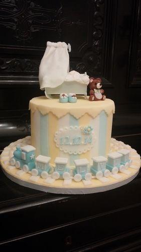 Makerist - Babytorte - Torten, Cake Pops und Cupcakes - 1
