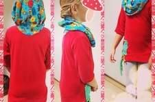 Makerist - Schalhood für meine Große  - 1