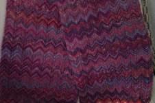 Makerist - Ein Schal aus Sockenwolle für mich. - 1