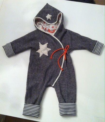 Makerist - Overall Baby  - Nähprojekte - 1