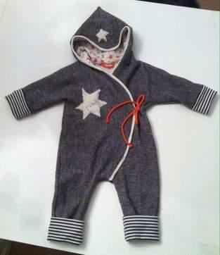 Makerist - Overall Baby  - 1