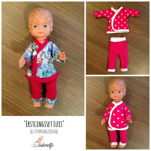 Makerist - Puppenkleidung - Nähprojekte - 1