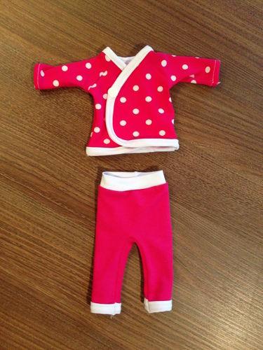 Makerist - Puppenkleidung - Nähprojekte - 3