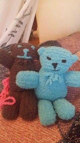 Makerist - Teddys  - Strickprojekte - 1