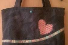 Makerist - Tasche zum Abschied für meine Kollegin Zeynep - 1