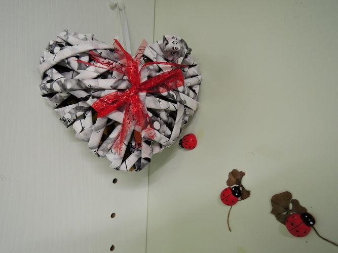 Makerist - HerzGlück ... aus  ,-)   Lottoscheinen - DIY-Projekte - 1