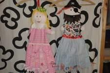 """Makerist -  Adventskalender-Set """"Pirat & Prinzessin"""" für meine Kinder - 1"""