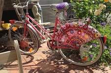 Makerist - Aufgehübschtes Fahrrad - 1