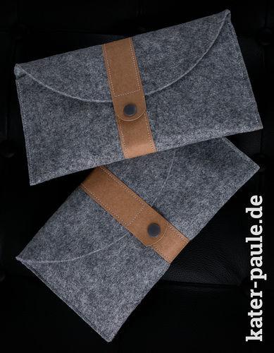 Makerist - Einfache Filztasche  - Nähprojekte - 1