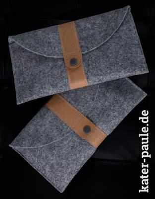 Makerist - Einfache Filztasche  - 1