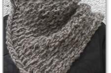 Makerist - warmer Schalkragen - 1