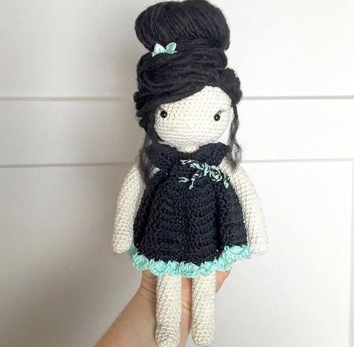 Makerist - Meine Lieblingspuppe  - Häkelprojekte - 3