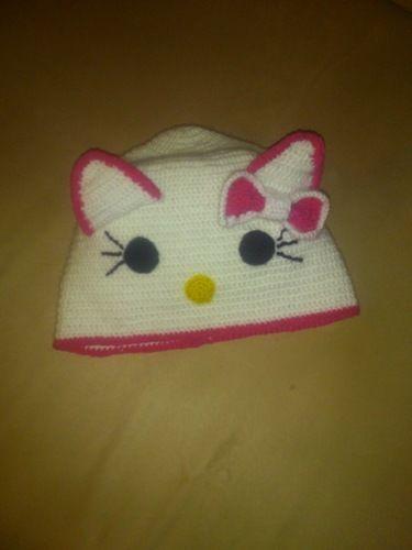 Makerist - Kitty-Mütze - Häkelprojekte - 1