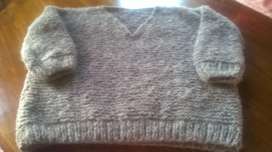 Makerist - Pull benoit - Créations de tricot - 1