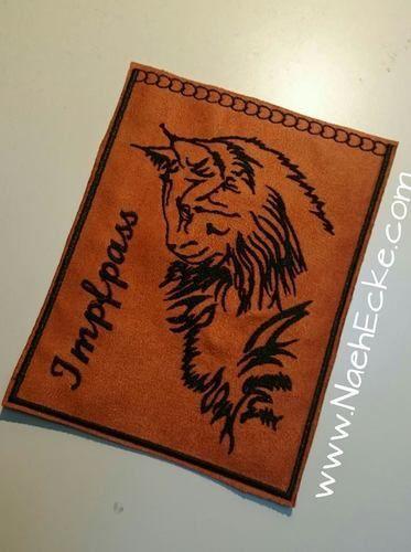 Makerist - Norwegische Waldkatze - Textilgestaltung - 1
