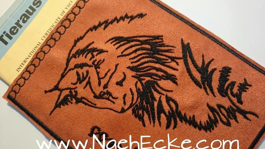 Makerist - Norwegische Waldkatze - Textilgestaltung - 3