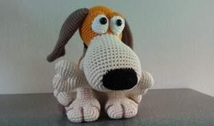 Makerist - Hundchen mit Knochen - 1