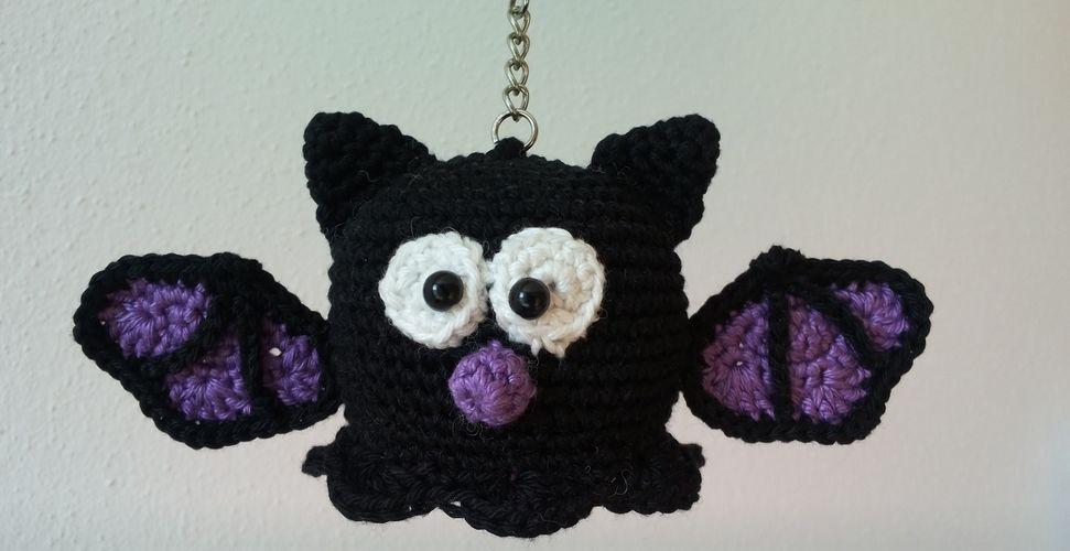 Makerist - die kleine Fledermaus - Häkelprojekte - 1