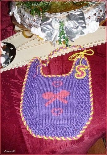 Makerist - Lia-La-Laune-Lätzchen... - Textilgestaltung - 1