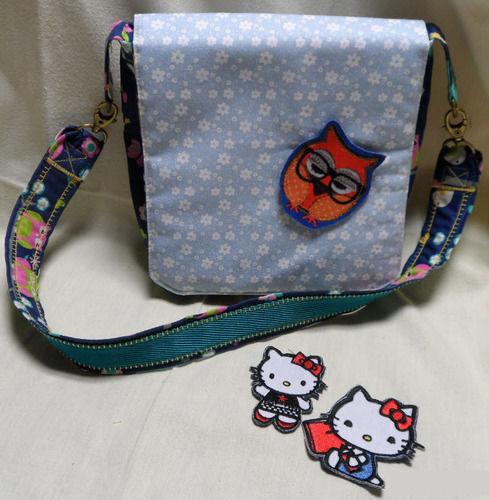 Makerist - Taschen für die kleine Mila - Nähprojekte - 1